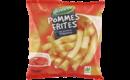 Pommes Frites aus deutschen Bio-Kartoffeln
