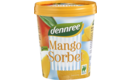 Mango-Sorbet