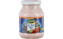 Kirsche-Holunder-Joghurt, mild