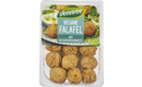 Vegane Falafel auf Kichererbsenbasis
