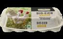Eier, 10 Stück, aus Deutschland