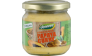 Streichcreme Papaya-Curry