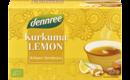 Kurkuma-Lemon Kräuter-Gewürztee