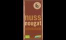 Nuss-Nougat-Schokolade