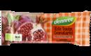 Rote Traube-Granatapfel- Fruchtschnitte