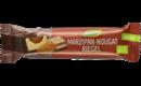 Marzipan-Nougat-Riegel  Zartbitter