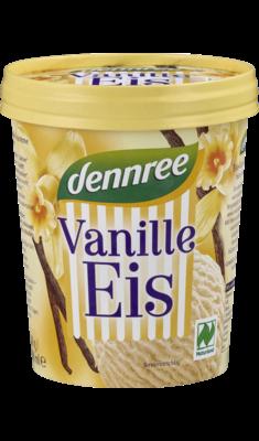Vanille-Eis