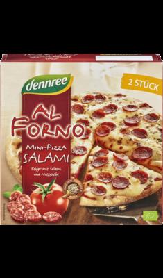 Al Forno Mini-Pizza Salami