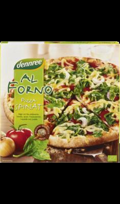 Al Forno Pizza Spinat