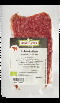 Rinderhackfleisch, tiefgefroren, zum Braten