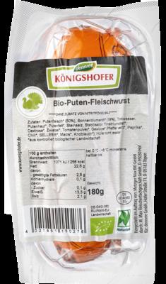 Puten-Fleischwurst