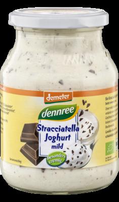 Stracciatella-Joghurt, mild