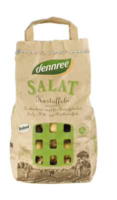 Salat-Kartoffeln