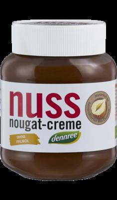 Nuss-Nougat-Creme, 400 g