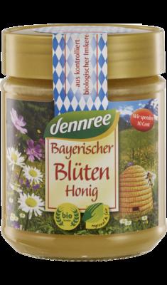 Bayerischer Blütenhonig, fein-cremig