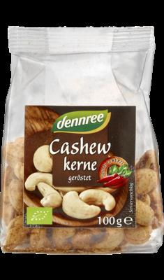 Cashewkerne geröstet, scharf gewürzt
