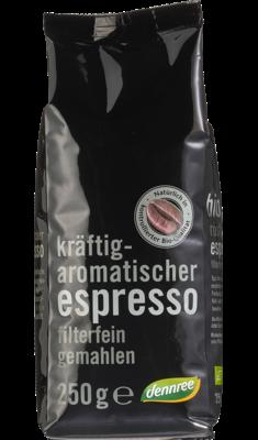 Espresso gemahlen