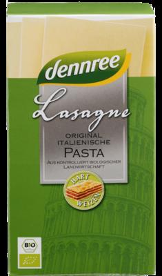 Hartweizen-Lasagne