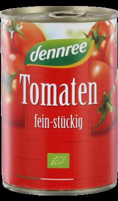 Tomaten fein-stückig
