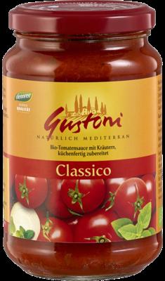 Classico, Tomatensauce mit Kräutern