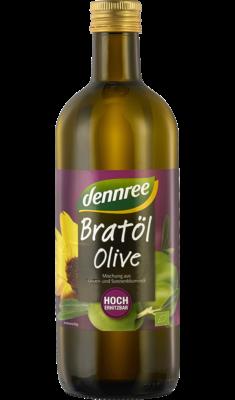 Bratöl Olive (Mischung aus Oliven- und Sonnenblumenöl)