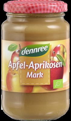 Apfel-Aprikosen-Mark