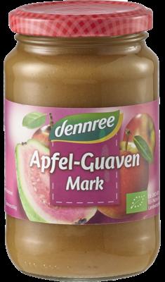 Apfel-Guaven-Mark