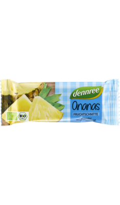 Ananas-Fruchtschnitte