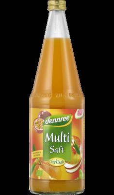 Multisaft in der Flasche, 1 l