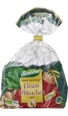 Feinste Nürnberger Elisen-Lebkuchen, vegan